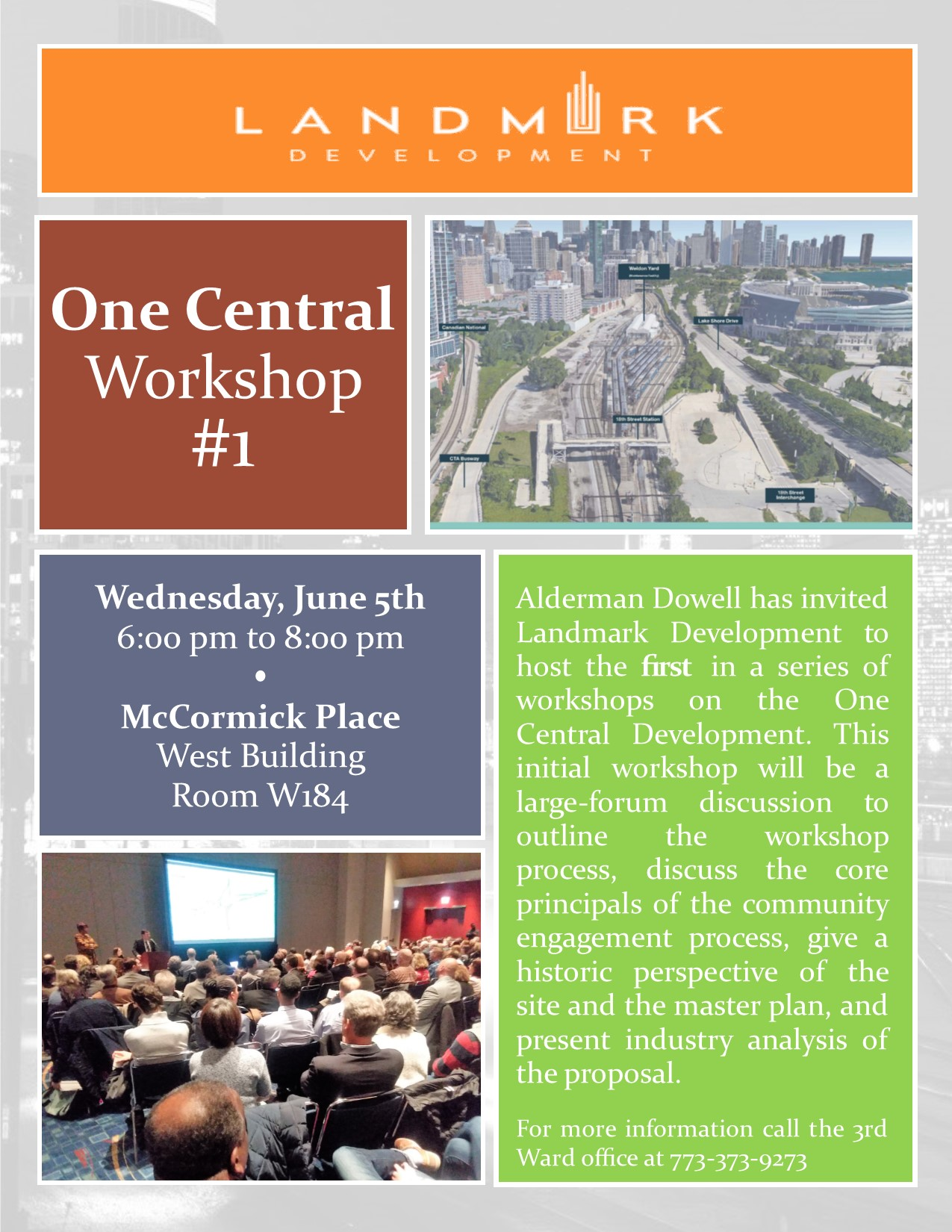 One Central Workshop 1