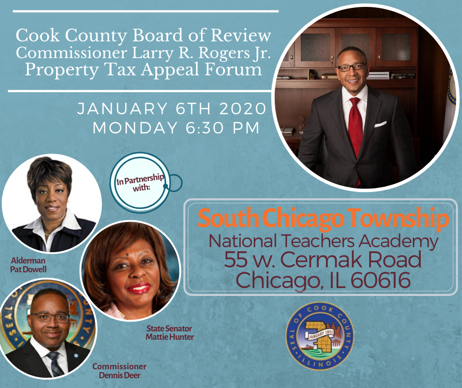 Property Tax Appeal Event 010319